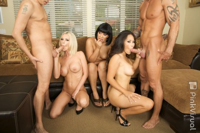 Brandi Edwards Orgy